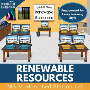 Renewable Resources Student-Led Station Lab