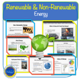 Renewable and Non-Renewable Energy - Lesson