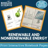 Renewable and Non-Renewable Energy Types - Advantages & Disadvantages