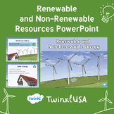 FREE Renewable and Non-Renewable Resources PowerPoint