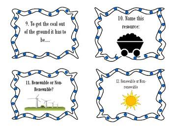 Renewable and Non-Renewable SCOOT