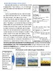 Renewable and Nonrenewable Energy Content Reading and Activities (editable)