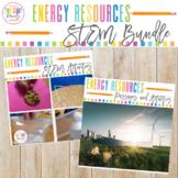 Renewable and Nonrenewable Energy Resources STEM Unit