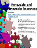 Renewable and Nonrenewable Resources - Kids Educational Games