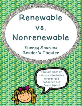 Renewable and Nonrenewable Resources Reader's Theater and Debate