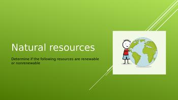 Renewable or Nonrenewable Powerpooint