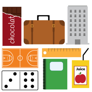 Rectangle objects 2D Clip art (shapes) by ...