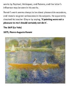 Renoir Handout