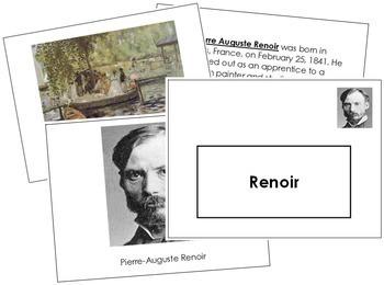 Renoir (Pierre-Auguste) Art Book