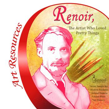 Renoir:  The Artist Who Loved Pretty Things