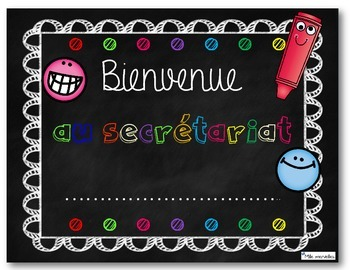 Rentrée scolaire / back to school idea