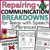 Repairing Communication Breakdowns