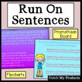 Run On Sentences for The PROMETHEAN Board