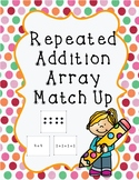 Repeated Addition Array Match