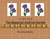 Repeated Addition Garden