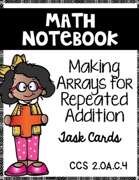 Repeated Addition Making Arrays
