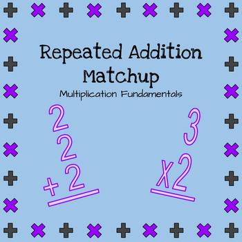 Repeated Addition Match
