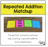 Repeated Addition-Multiplication Matchup