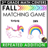 Repeated Addition September Math Center
