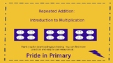Repeated Addition Story Problems Teaching Slides