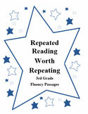 Repeated Reading Worth Repeating - 3rd Grade Fluency Practice