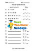 Repeated Subtraction Lesson Plans, Worksheets and More