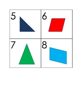 Repeating Pattern Geometry Calendar Marker