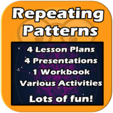 Repeating Patterns - 4 Lessons. Computer Science. Elementa