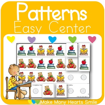 Repeating Patterns: Bears