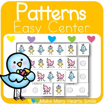 Repeating Patterns: Birds