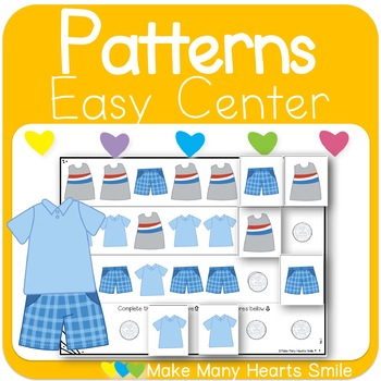Repeating Patterns: Boy Clothes