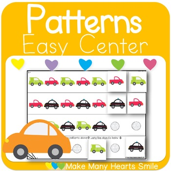 Repeating Patterns: Cars