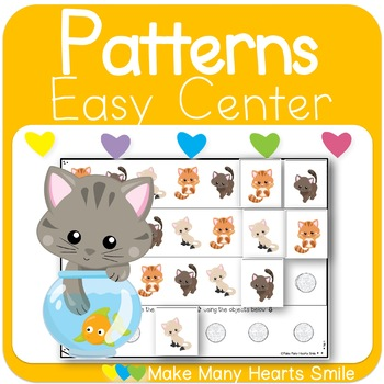 Repeating Patterns: Cats