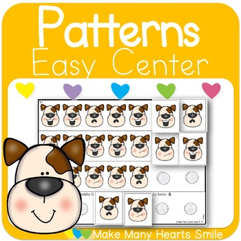 Repeating Patterns: Dog Emotions