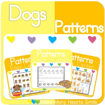Repeating Patterns: Dogs