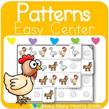 Farm Animals Patterns