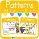 Repeating Patterns Mini Kit: Fruit