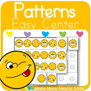 Repeating Patterns: Funny Faces
