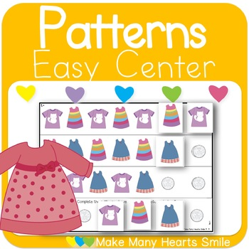 Repeating Patterns: Girl Clothes
