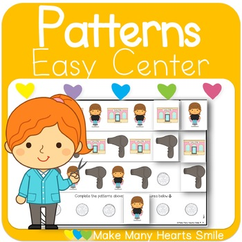 Repeating Patterns: Hair Salon