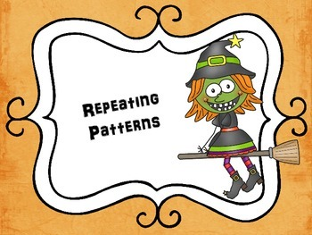 Repeating Patterns: Halloween