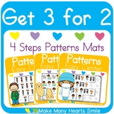 Get 3 for 2: Hospital Repeating Patterns