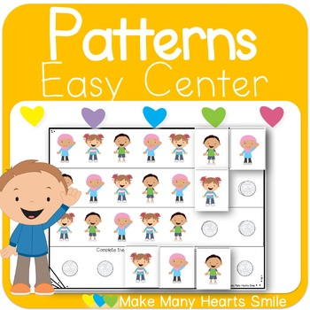 Repeating Patterns: Kids