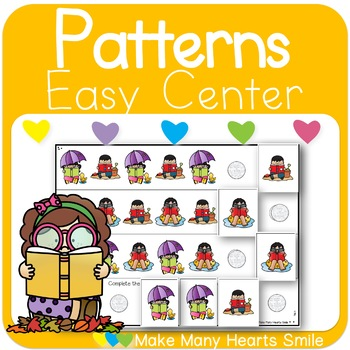 Repeating Patterns: Kids Reading