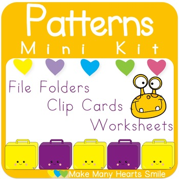 Repeating Patterns: Monsters