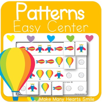 Repeating Patterns: Planes
