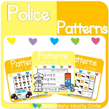 Repeating Patterns: Police