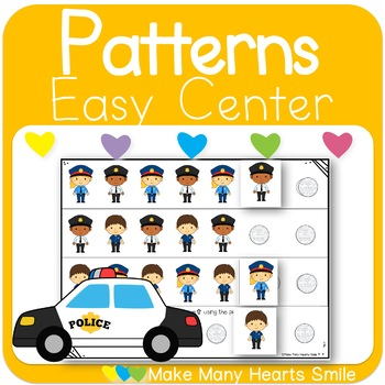 Police Repeating Patterns