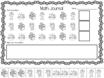 Math -- Repeating Patterns