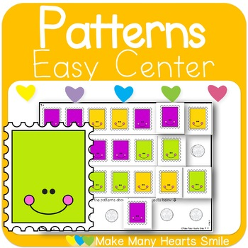 Repeating Patterns: Stamps